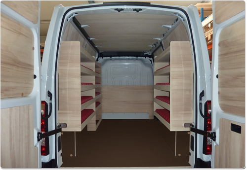 am nager un utilitaire u car 33. Black Bedroom Furniture Sets. Home Design Ideas