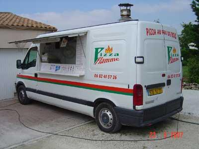 camion pizza vendre u car 33. Black Bedroom Furniture Sets. Home Design Ideas