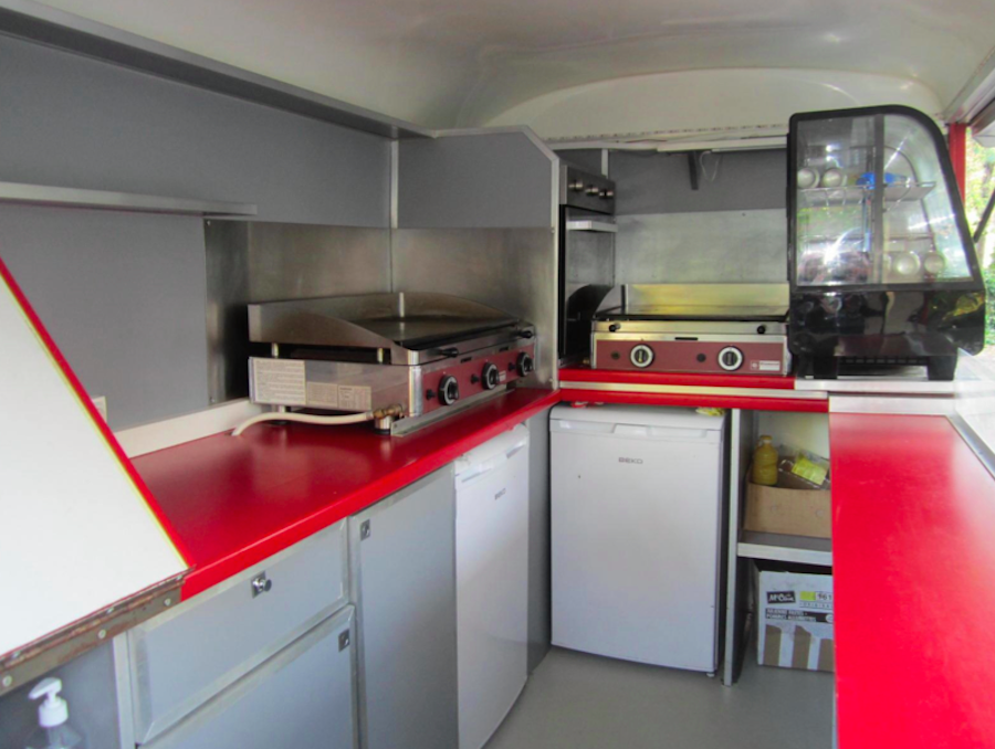 Amenagement camion food truck u car 33 - Amenagement snack ...