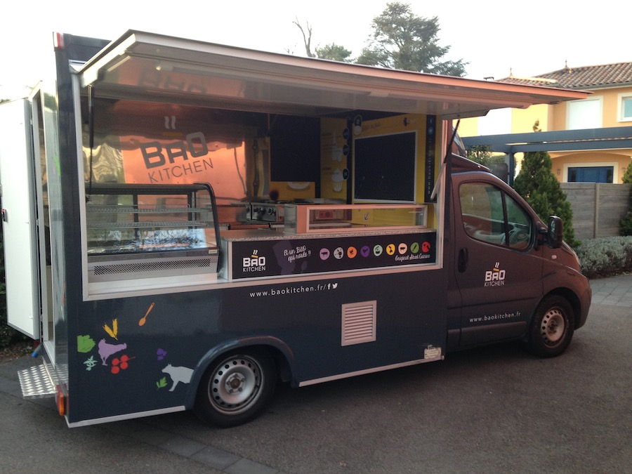 Leboncoin Food Truck Location