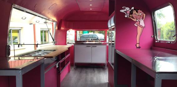caravane food truck occasion u car 33. Black Bedroom Furniture Sets. Home Design Ideas
