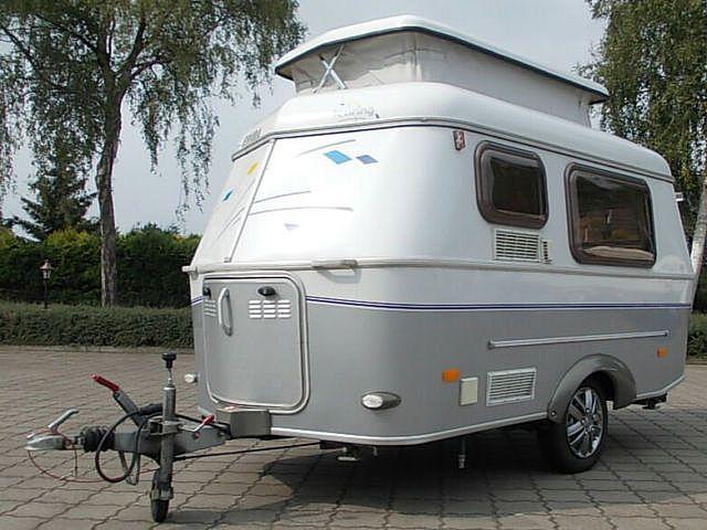 caravane eriba puck occasion u car 33. Black Bedroom Furniture Sets. Home Design Ideas