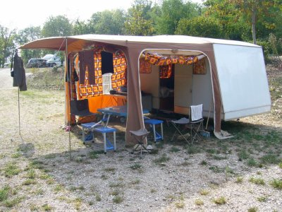 auvent caravane rapido pliante u car 33. Black Bedroom Furniture Sets. Home Design Ideas