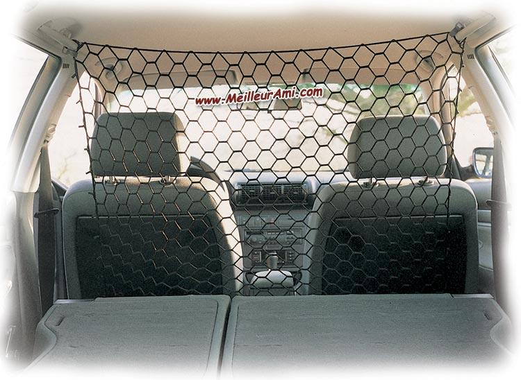 filet pour chien auto u car 33. Black Bedroom Furniture Sets. Home Design Ideas