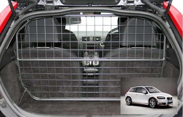 Barriere voiture pour animaux u car 33 - Grille pour chien en voiture ...