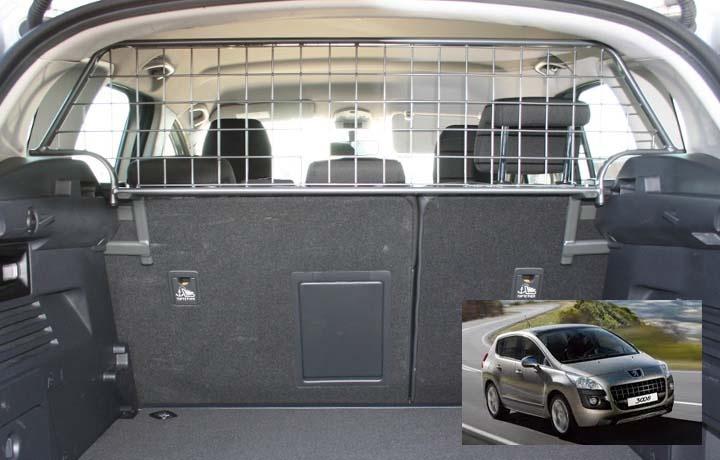grille de protection coffre pour chien u car 33. Black Bedroom Furniture Sets. Home Design Ideas