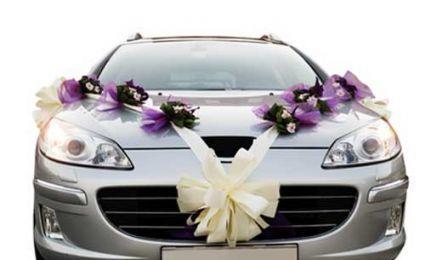 Favori Decorer sa voiture pour un mariage - u car 33 PX73