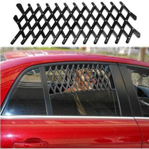 Filet de protection auto pour chien u car 33 for Fenetre voiture