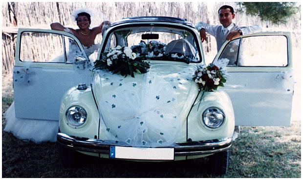 voiture coccinelle a louer pour mariage