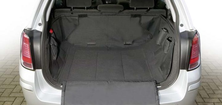 Tapis protection coffre voiture u car 33 for Housse protection coffre chien