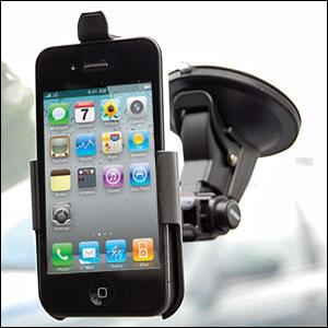 support iphone 4 voiture u car 33. Black Bedroom Furniture Sets. Home Design Ideas