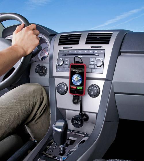 support t l phone voiture sur allume cigare u car 33. Black Bedroom Furniture Sets. Home Design Ideas