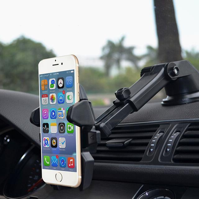 support telephone voiture flexible u car 33. Black Bedroom Furniture Sets. Home Design Ideas