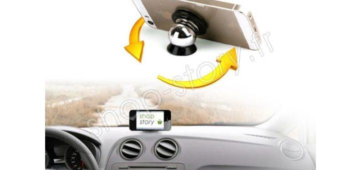 support telephone aimant voiture u car 33. Black Bedroom Furniture Sets. Home Design Ideas