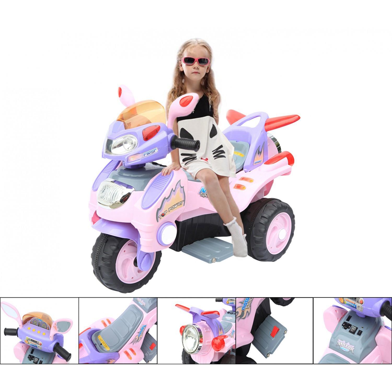 moto pour petite fille u car 33. Black Bedroom Furniture Sets. Home Design Ideas