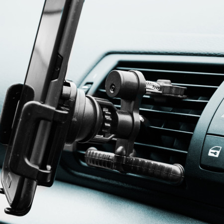 support telephone voiture universel grille aeration u car 33. Black Bedroom Furniture Sets. Home Design Ideas