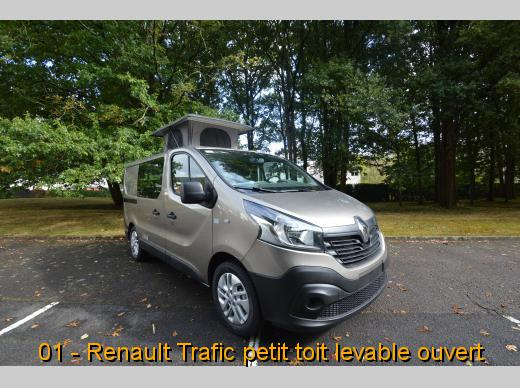 renault trafic am nag camping car occasion u car 33. Black Bedroom Furniture Sets. Home Design Ideas