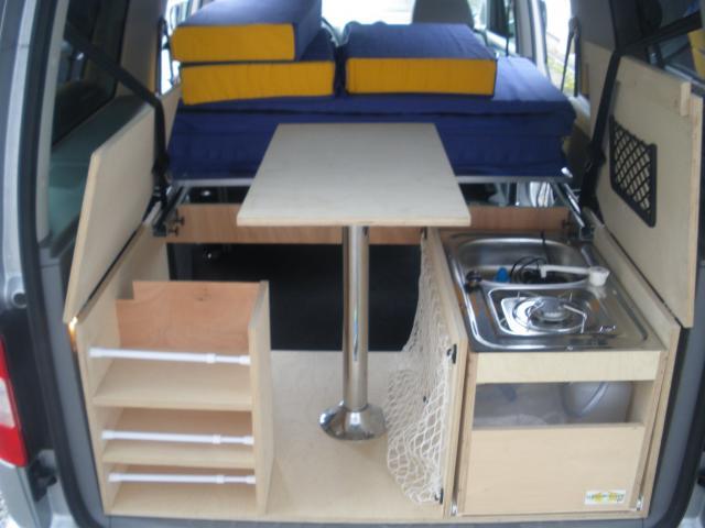 amenager un trafic u car 33. Black Bedroom Furniture Sets. Home Design Ideas