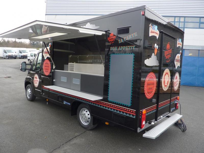 remorque fast food occasion u car 33. Black Bedroom Furniture Sets. Home Design Ideas