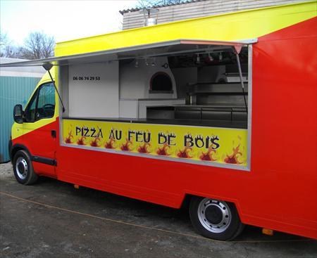 acheter camion pizza occasion u car 33. Black Bedroom Furniture Sets. Home Design Ideas