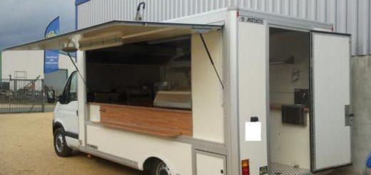 food truck en france u car 33. Black Bedroom Furniture Sets. Home Design Ideas