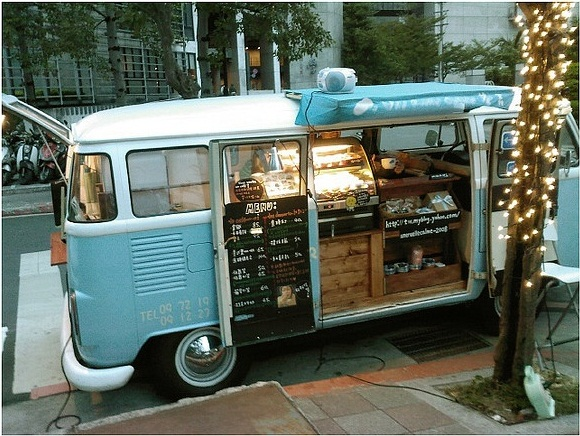 Triporteur Food Truck Occasion