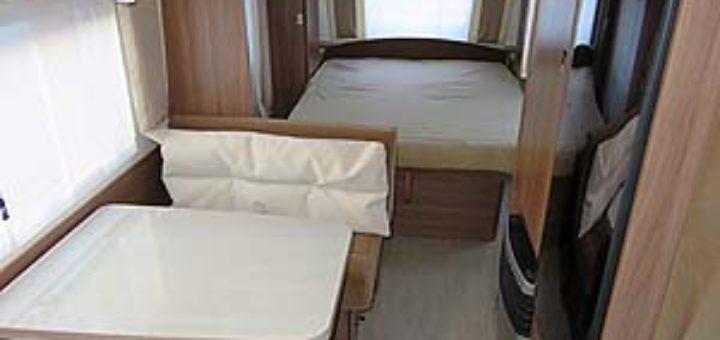 Caravane avec lit central d occasion u car 33 - Camping car avec lit central d occasion ...