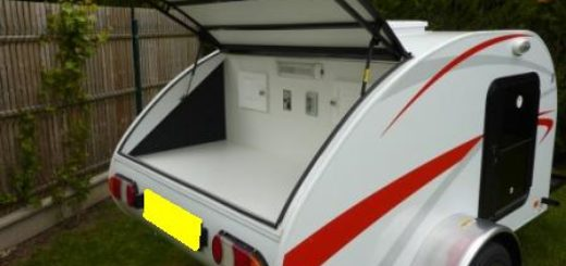 marchand caravane u car 33. Black Bedroom Furniture Sets. Home Design Ideas