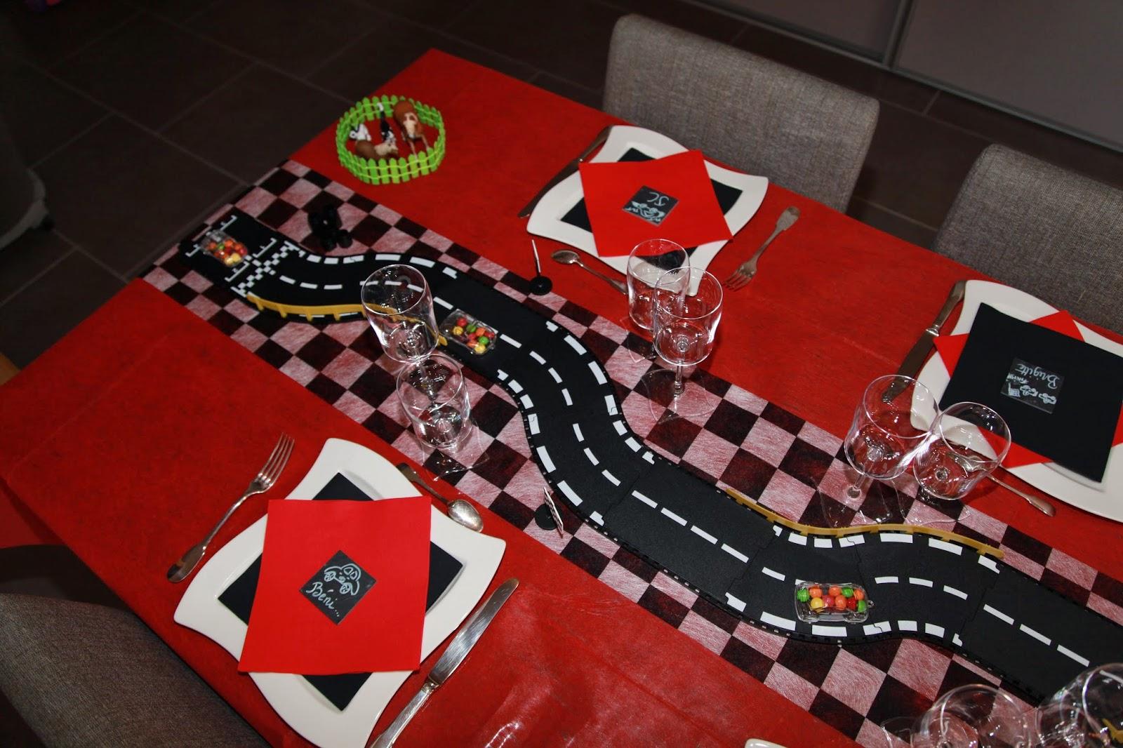Decoration theme voiture u car 33 - Decoration de voiture ...