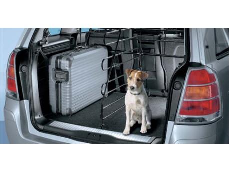 Separation de coffre pour animaux u car 33 - Grille pour chien en voiture ...