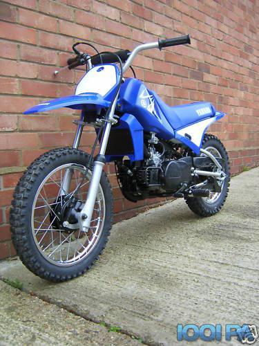 Moto Yamaha Pour Enfant U Car 33