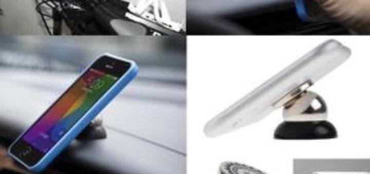 support aimant telephone portable u car 33. Black Bedroom Furniture Sets. Home Design Ideas