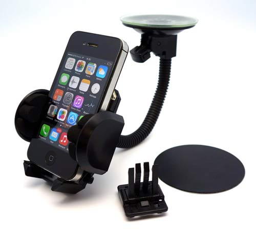 support pour iphone 6 plus voiture u car 33. Black Bedroom Furniture Sets. Home Design Ideas