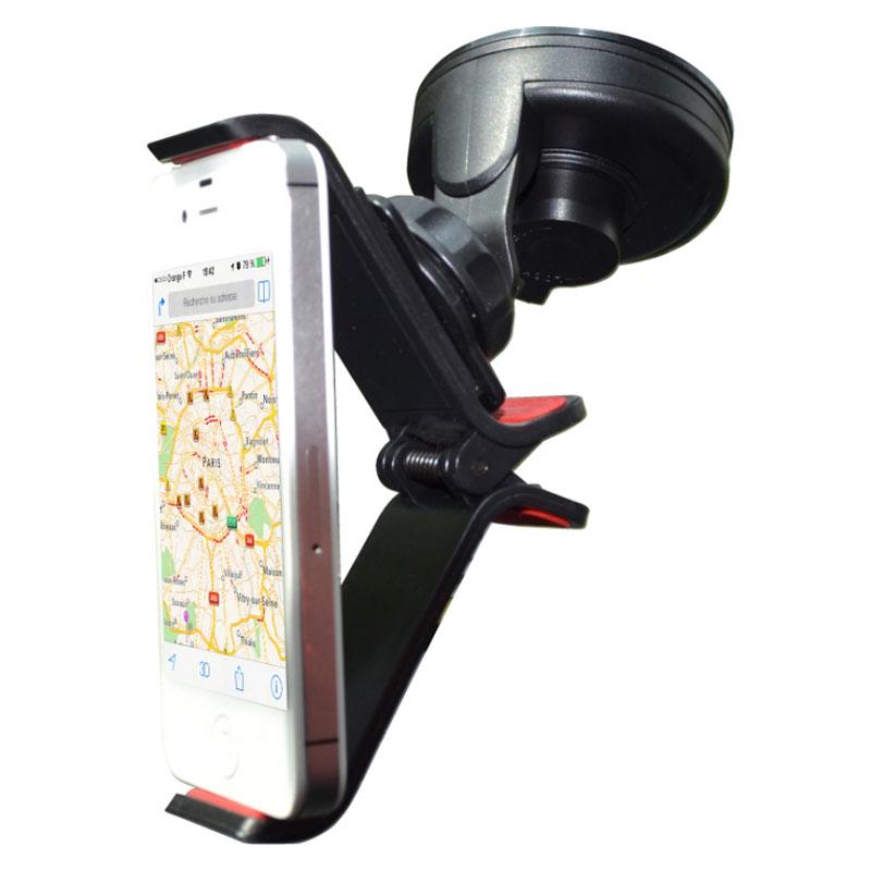support universel t l phone portable voiture u car 33. Black Bedroom Furniture Sets. Home Design Ideas