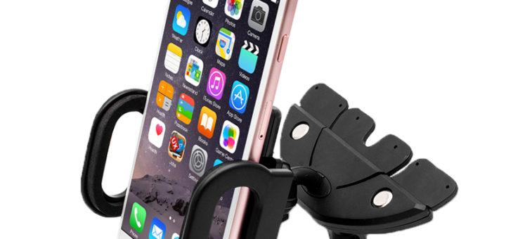 support de smartphone u car 33. Black Bedroom Furniture Sets. Home Design Ideas